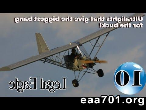 Affordable ultralight aircraft for sale