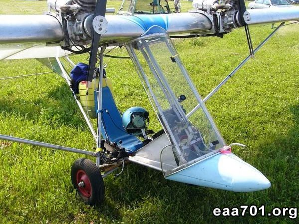 Avid champion ultralight experimental aircraft