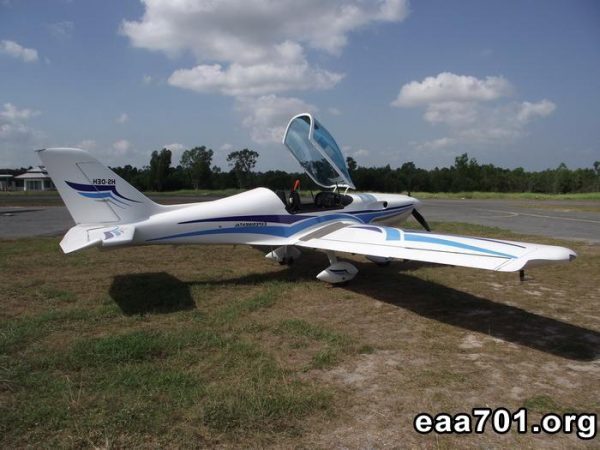 Canadian experimental aircraft for sale