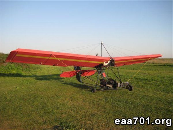 Cheap ultralight aircraft northern