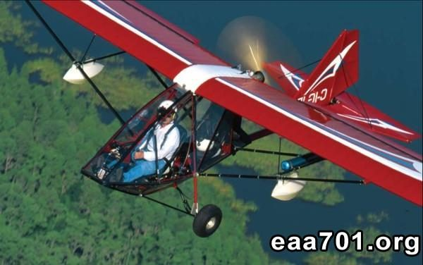 Dragonfly ultralight aircraft for sale
