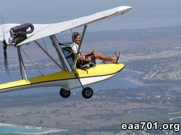 Drifter ultralight aircraft for sale - Photo gallery and