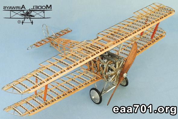 Experimental aircraft kits and plans