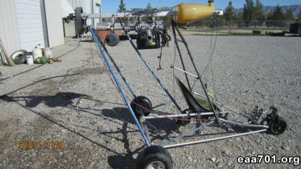 Experimental ultralight aircraft for sale