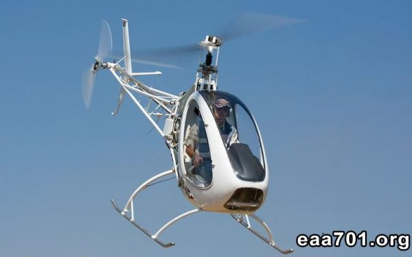Helicopter experimental aircraft for sale - Photo gallery and articles