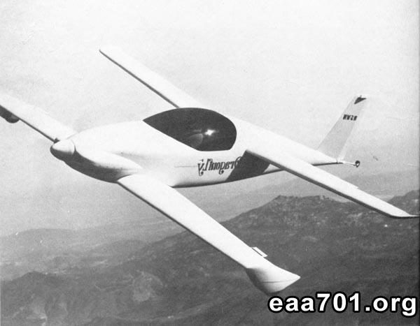 Homebuilt experimental aircraft in class