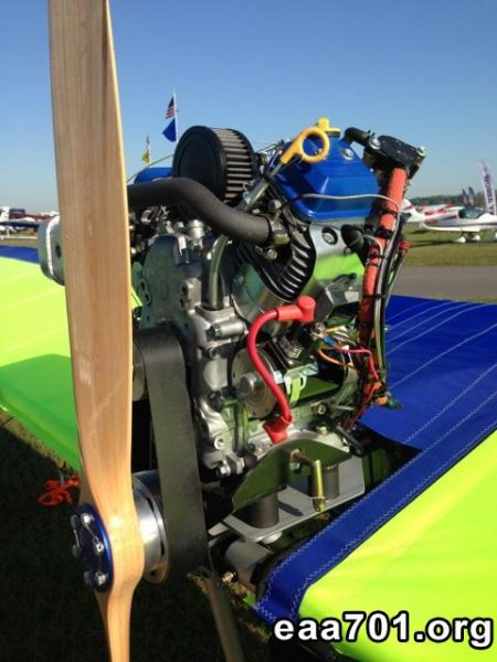 Inexpensive ultralight aircraft instruction