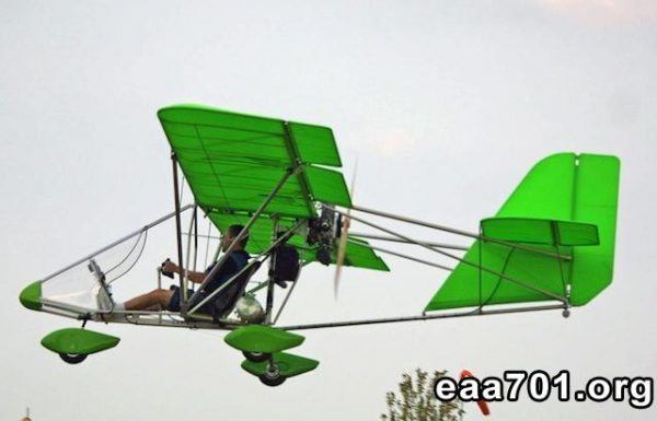 Inexpensive ultralight aircraft instruments