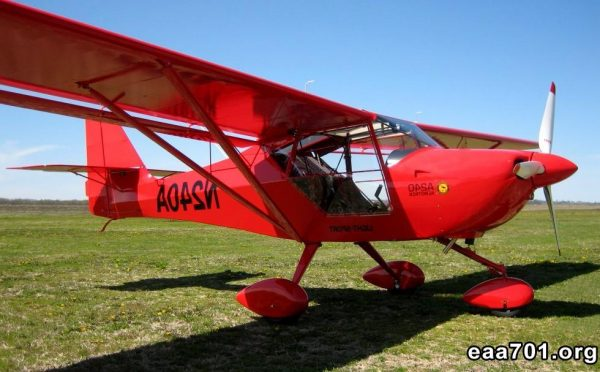 Light Sport Aircraft Kits Krant