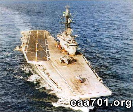 Private aircraft carrier for sale - Photo gallery and articles
