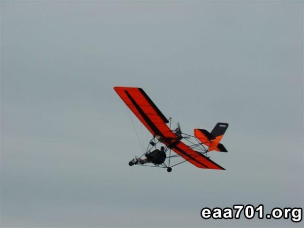 Ultralight aircraft quicksilver for sale