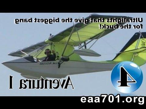 Ultralight experimental aircraft for sale