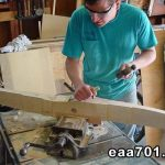 Wood homebuilt airplane plans kitchen