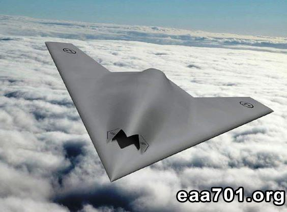 Building experimental aircraft stealth