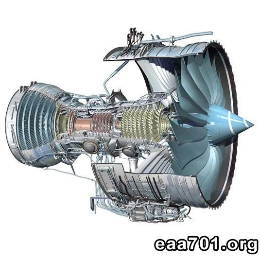 Experimental aircraft engines drawings