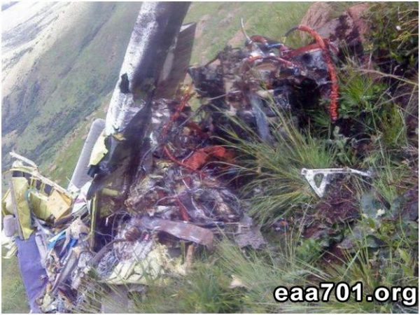 Experimental category aircraft disasters