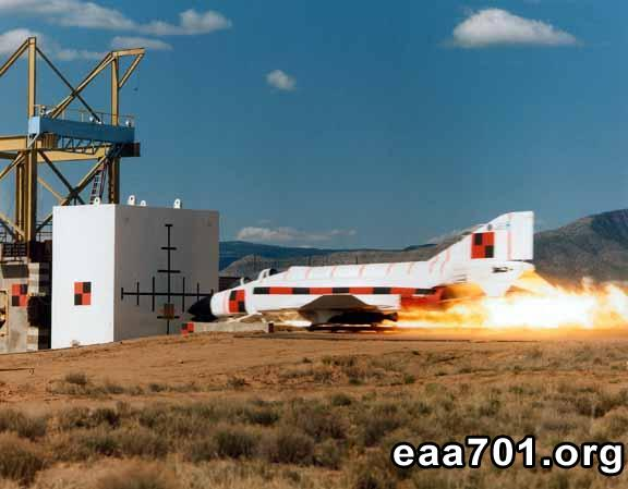 Experimental turbine aircraft disasters