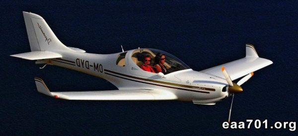 Light sport aircraft pithrel