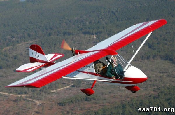 Light sport aircraft sales