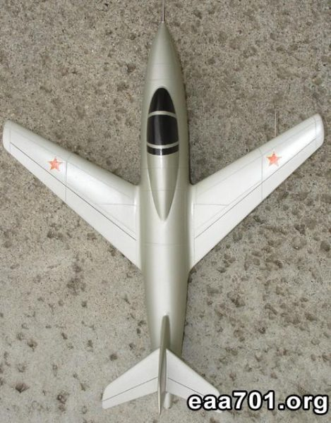 Soviet experimental aircraft pictures