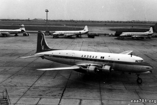 Aircraft images 1960s