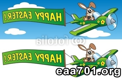 Aircraft images easter