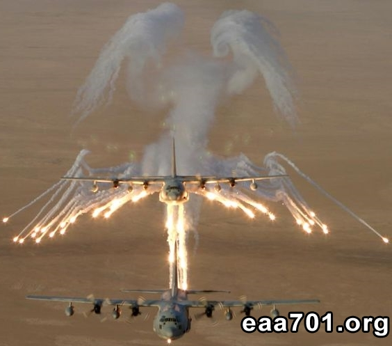 Aircraft images of angels