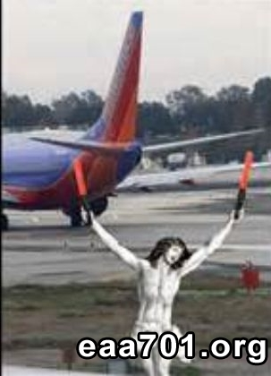 Aircraft images of jesus