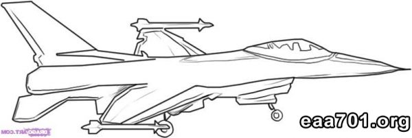 Aircraft images to draw