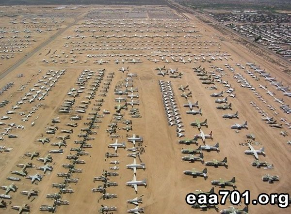 Aircraft images yard