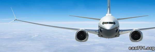 Aircraft photo boeing