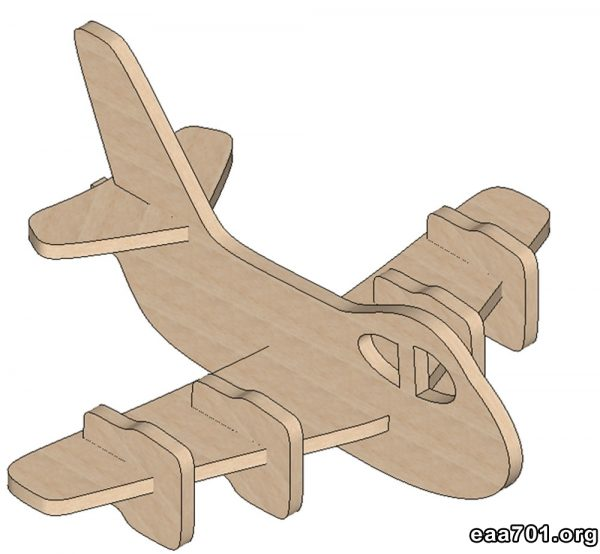 Aircraft photo puzzles