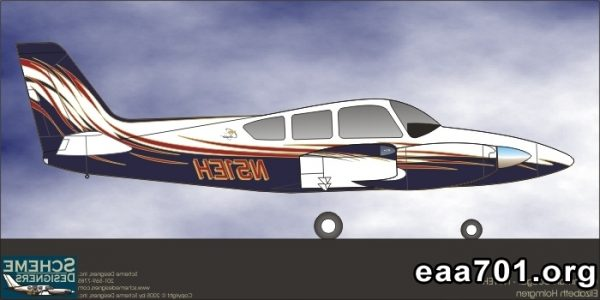 Aircraft photo to painting