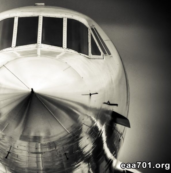 Aircraft photos black and white