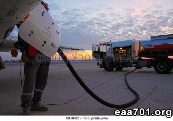 Aircraft refuelling images