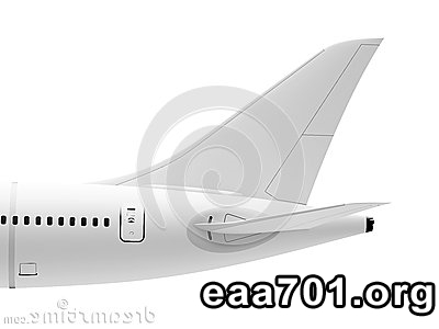 Aircraft tail images