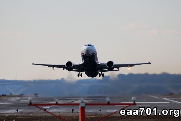 Aircraft take off images