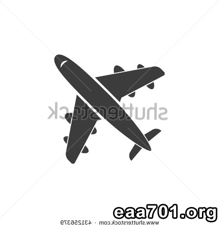 Aircraft vector images