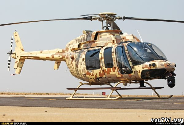 Bell 407 helicopter images aircraft