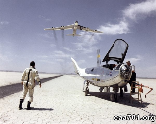 Dryden research aircraft photo collection