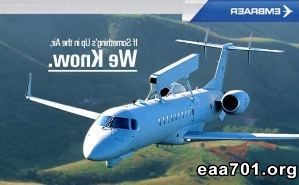 Embraer aircraft images