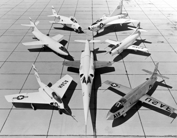 Experimental aircraft images