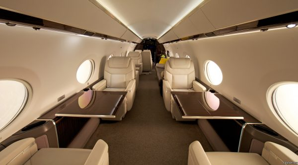 Gulfstream aircraft images