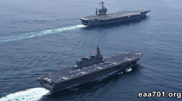 Images of aircraft carriers
