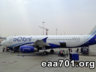 Indigo aircraft photo