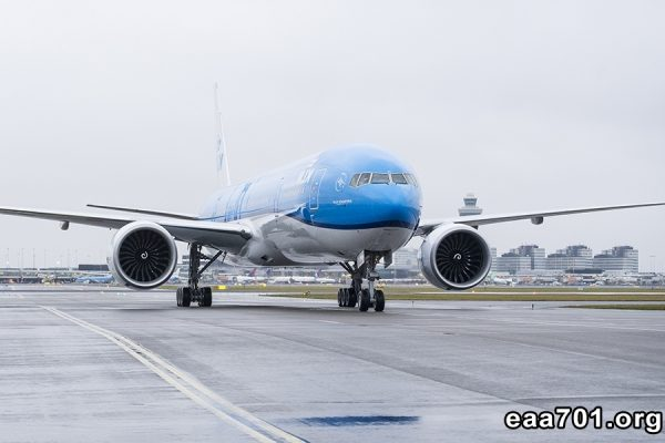 Klm aircraft images