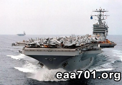 Photo of aircraft carrier