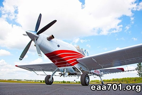 Thrush aircraft images