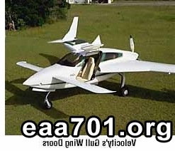Velocity aircraft images
