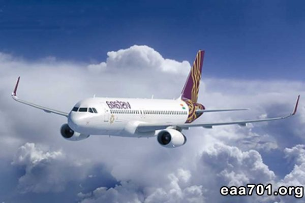 Vistara aircraft images